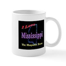 I Love Mississippi Mug