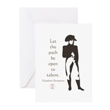 TALENT Greeting Cards (Pk of 10)