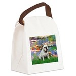 Lilies (#2) & Englsih BD (#9) Canvas Lunch Bag