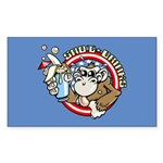 Spring/ English Bulldog (#9) Puzzle Coasters (set