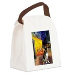 Cafe / G Shepherd Canvas Lunch Bag