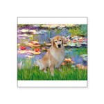 Lililes (#2)-Golden 10 Square Sticker 3