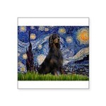 Starry Night & Gordon Square Sticker 3