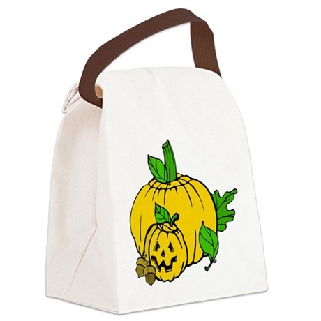 pumpkin.png Canvas Lunch Bag