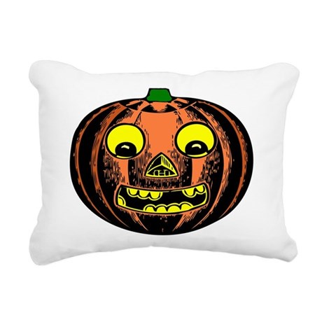 jackolantern2ab.png Rectangular Canvas Pillow