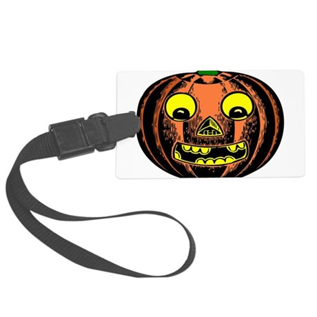 jackolantern2ab.png Large Luggage Tag