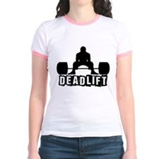 Deadlift Black T