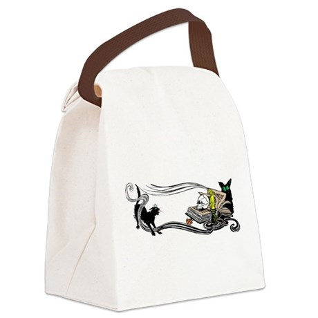scene2b.png Canvas Lunch Bag