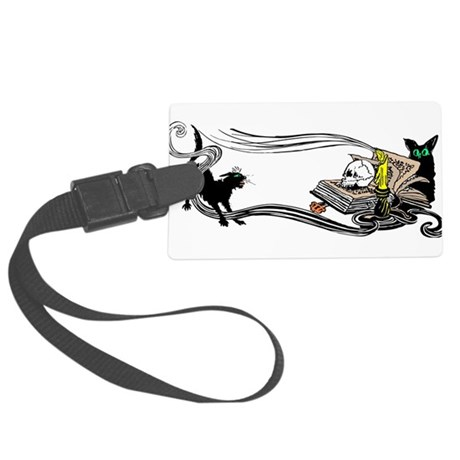 scene2b.png Large Luggage Tag