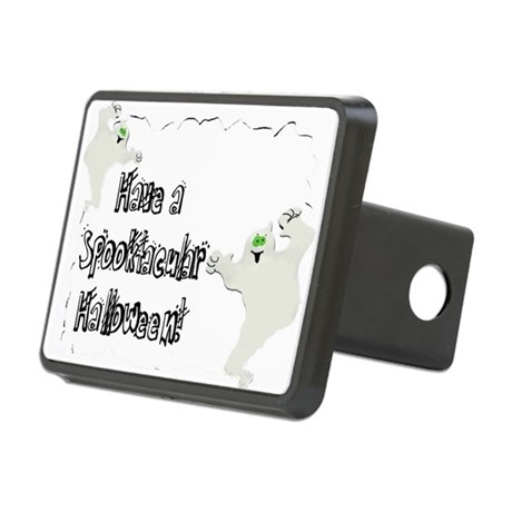 ghosts2.png Rectangular Hitch Cover