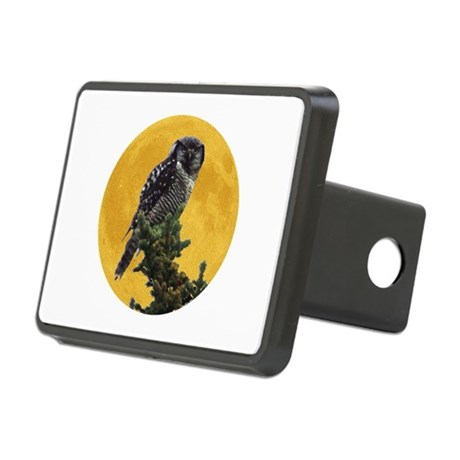 owlmoon.png Rectangular Hitch Cover