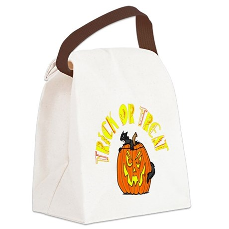 pumkin4.png Canvas Lunch Bag