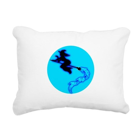 witch4.png Rectangular Canvas Pillow