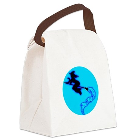 witch4.png Canvas Lunch Bag