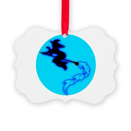 witch4.png Picture Ornament