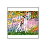 Garden / Ital Greyhound Square Sticker 3