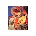 Mandolin Angel /Italian Spino Square Sticker 3
