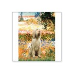 Garden Fiorito/ Spinone Square Sticker 3