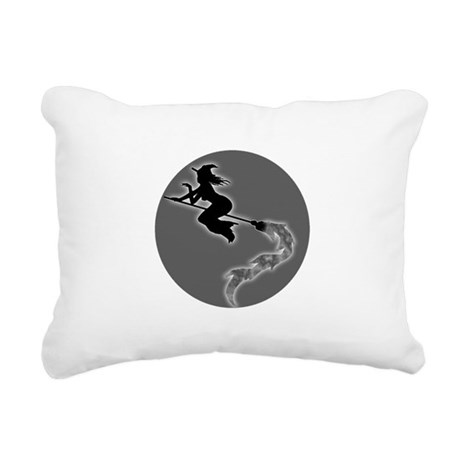 witch6.png Rectangular Canvas Pillow