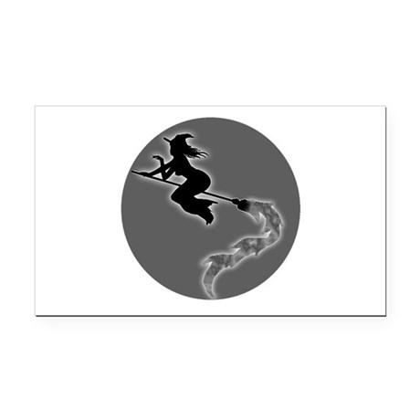 witch6.png Rectangle Car Magnet
