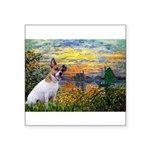 Sunset / JRT Square Sticker 3