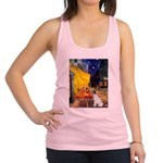 Cafe / JRT Racerback Tank Top