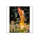 Midsummer's Eve Lakeland T. Square Sticker 3