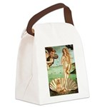 Venus / Lhasa Apso #9 Canvas Lunch Bag