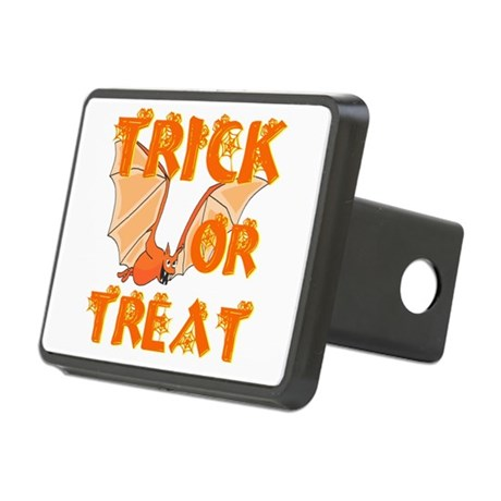 bat4.png Rectangular Hitch Cover