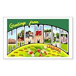 Garden / Maltese 5.25 x 5.25 Flat Cards