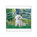 Bridge / Maltese Square Sticker 3