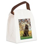 Spring / Newfoundland Canvas Lunch Bag
