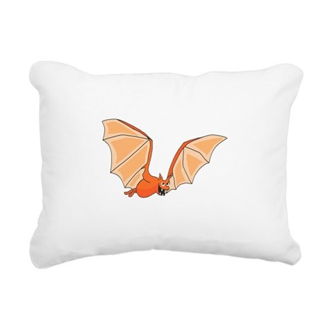 bat3.png Rectangular Canvas Pillow