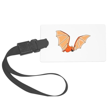bat3.png Large Luggage Tag