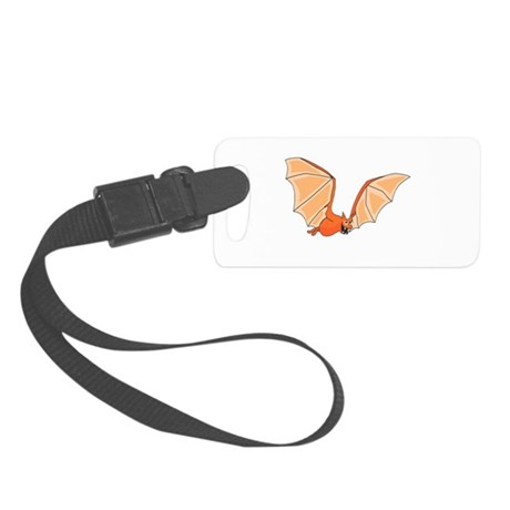 bat3.png Small Luggage Tag