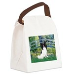 Bridge & Papillon Canvas Lunch Bag