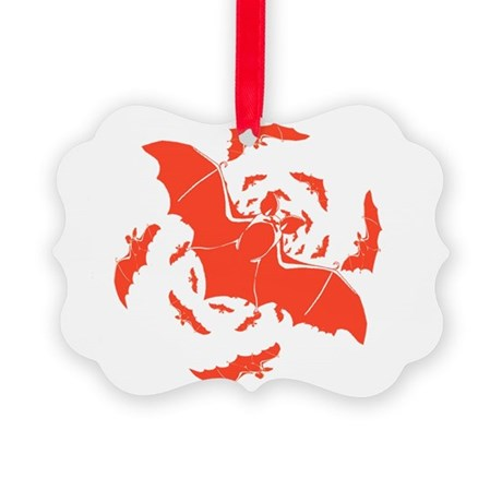 bats2a.png Picture Ornament