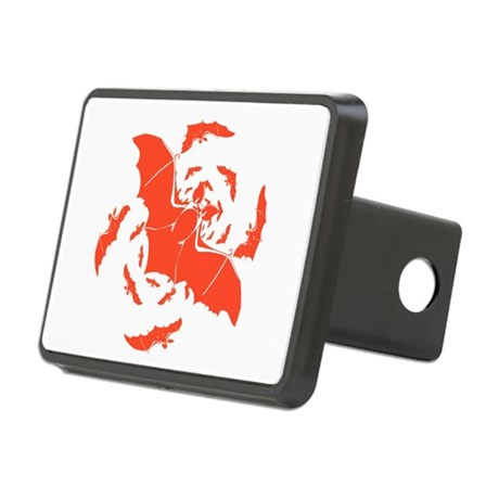 bats2a.png Rectangular Hitch Cover