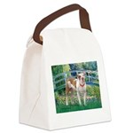 Bridge / Pitbull Canvas Lunch Bag