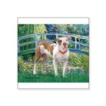 Bridge / Pitbull Square Sticker 3