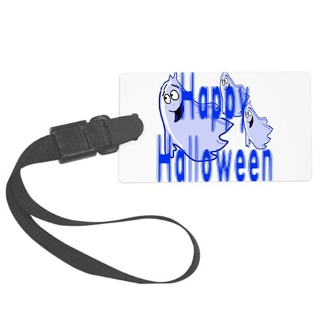 ghost4c2.png Large Luggage Tag