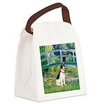 Bridge / Rat Terrier Canvas Lunch Bag