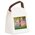 Garden / R Ridgeback Canvas Lunch Bag