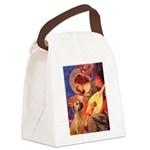 Angel / Rho Ridgeback Canvas Lunch Bag