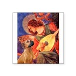 Angel / Rho Ridgeback Square Sticker 3