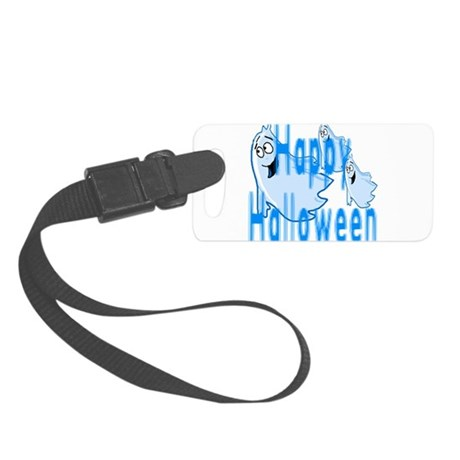 ghost4c.png Small Luggage Tag