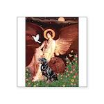 Angel #1/Rottweiler Square Sticker 3