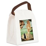 Venus / Schipperke #5 Canvas Lunch Bag