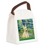 Bridge / Scottie (w) Canvas Lunch Bag