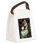 Ophelia / Shelie tri Canvas Lunch Bag